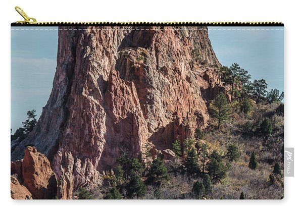 Colorado Garden Of The Gods Carry-all Pouch