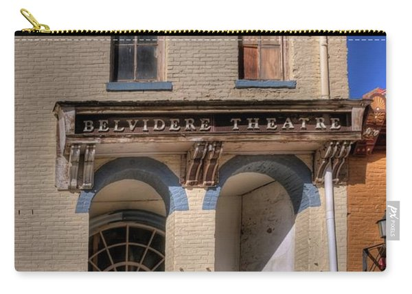Belvidere Theatre Carry-all Pouch