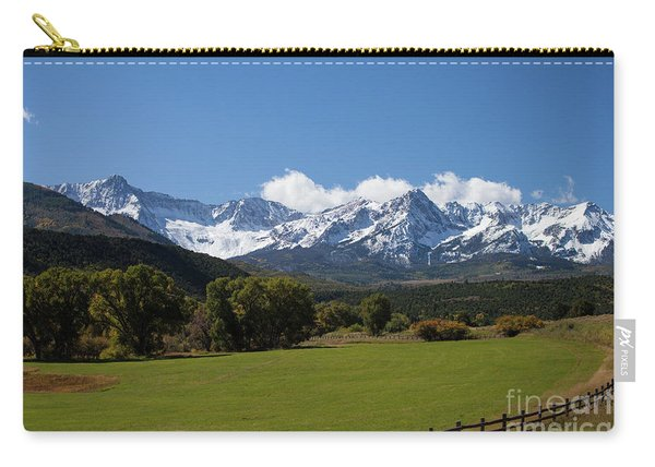 Colorado Ranch Carry-all Pouch