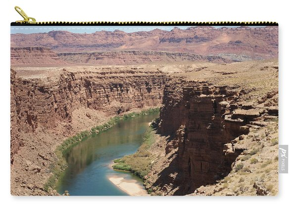 Colorado Red Carry-all Pouch