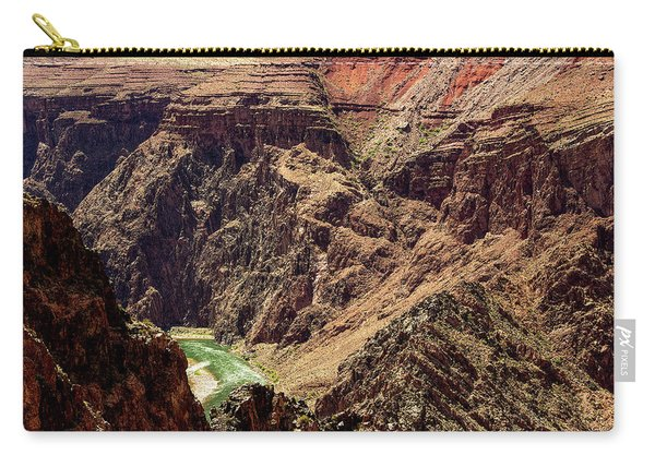 Colorado River From The South Kaibab Trail Carry-all Pouch