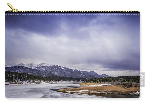 Colorado Spring Melt Carry-all Pouch