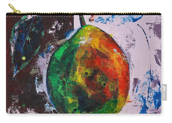 Colored Juicy Fruit Carry-all Pouch