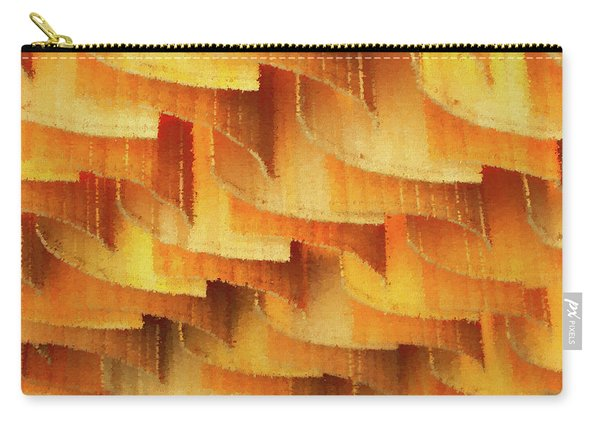 Colorful Bamboo Ceiling- China Carry-all Pouch