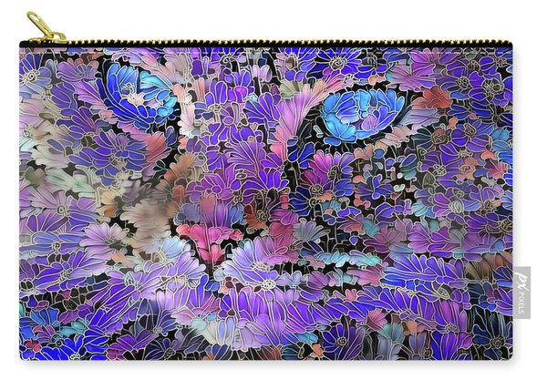 Flower Cat 2 Carry-all Pouch