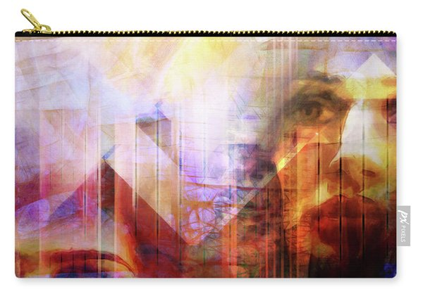 Colorful Drama Vision Carry-all Pouch