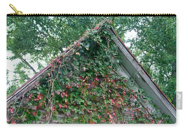 Colorful Gable Carry-all Pouch