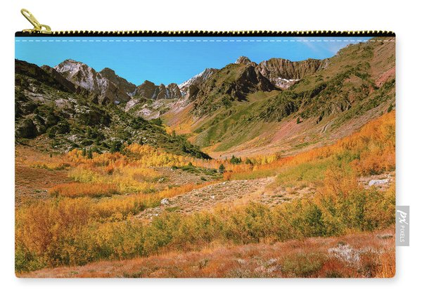 Colorful Mcgee Creek Valley Carry-all Pouch