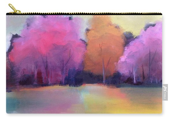 Colorful Reflection Carry-all Pouch