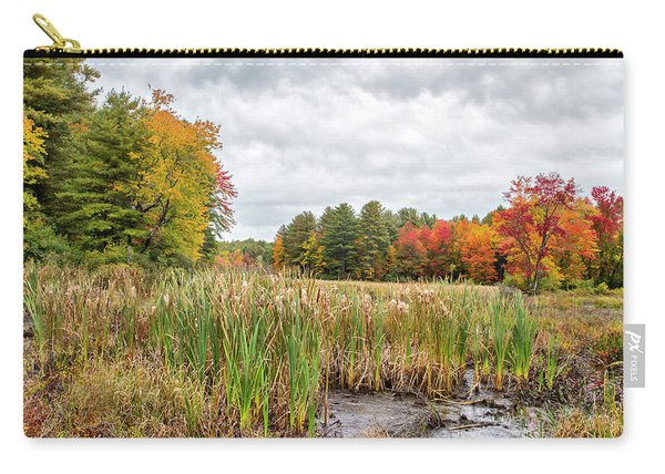 Colorful Webster Bog Carry-all Pouch