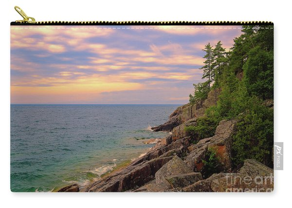 Colors Of Agawa Bay Carry-all Pouch
