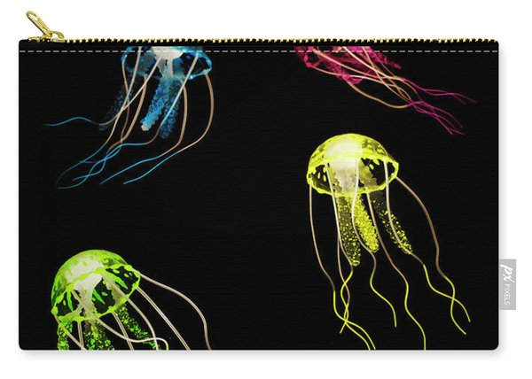 Colors Of Aquatic Life Carry-all Pouch