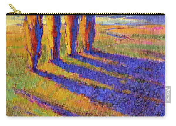 Colors Of Summer 5 Carry-all Pouch