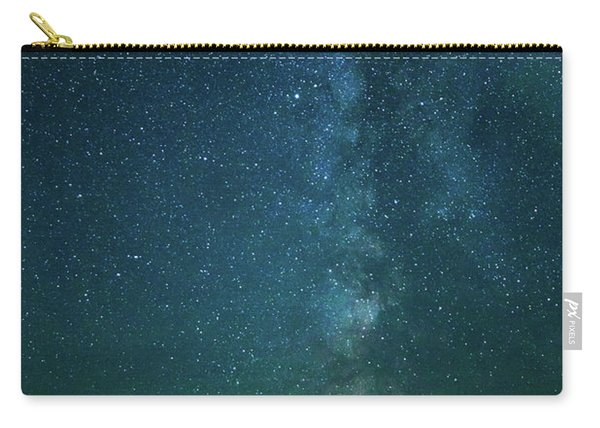 Colors Over The Milky Way Carry-all Pouch