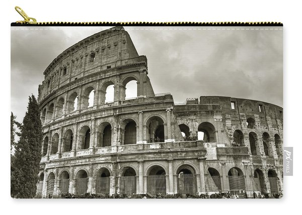 Colosseum  Rome Carry-all Pouch