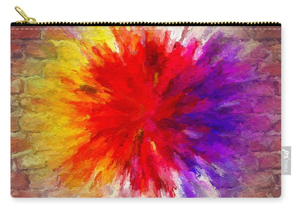 Colour To Lift Your Soul Carry-all Pouch