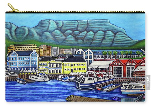 Colours Of Cape Town Carry-all Pouch