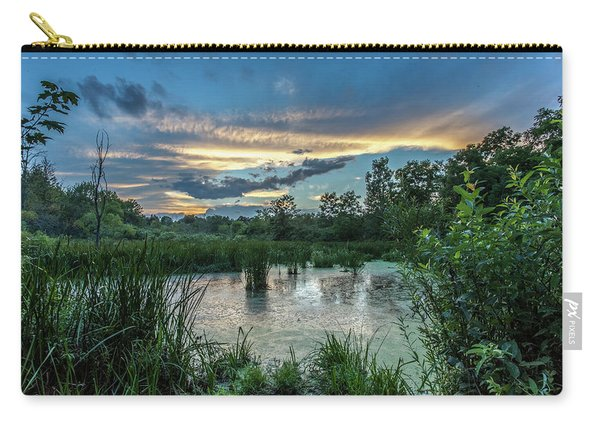 Columbia Marsh Sunset Carry-all Pouch