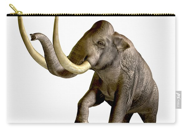 Columbian Mammoth Carry-all Pouch