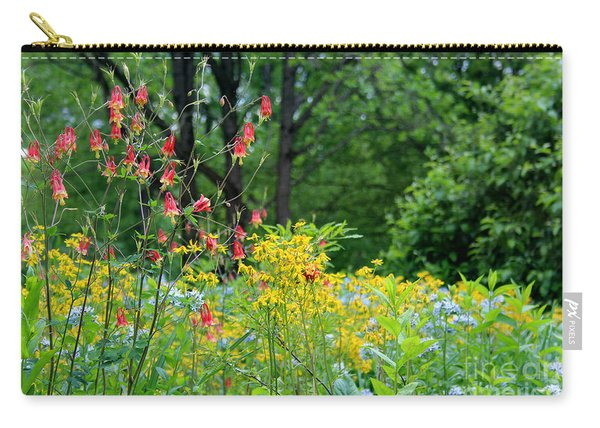Columbine In Meadow Carry-all Pouch