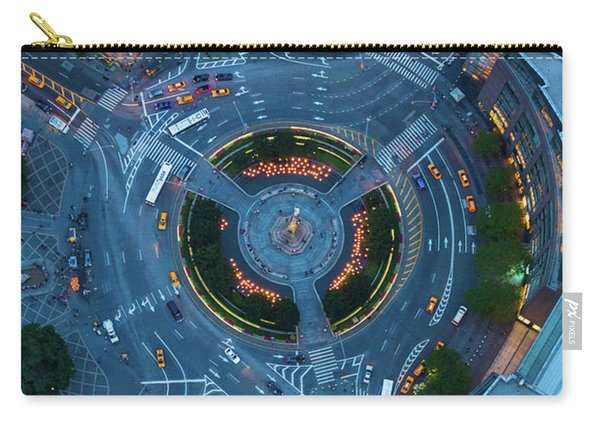 Columbus Circle Carry-all Pouch