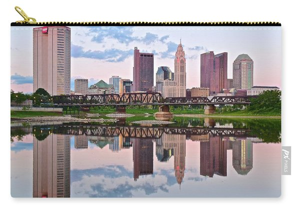 Columbus Ohio Reflects Carry-all Pouch