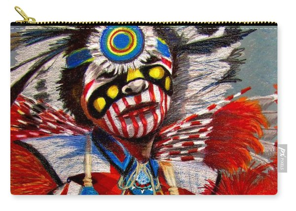 Comanche Dance Carry-all Pouch