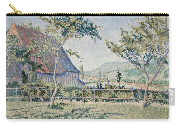 Comblat-le-chateau, The Meadow Carry-all Pouch