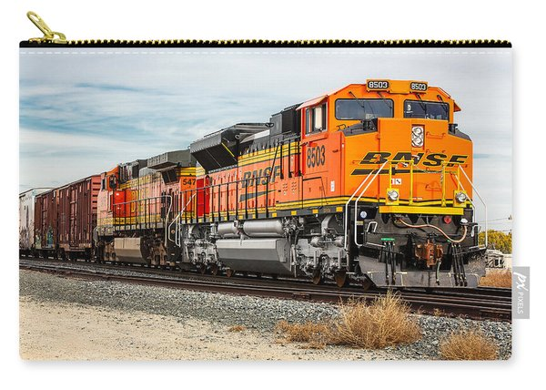 Coming Through Livingston Carry-all Pouch