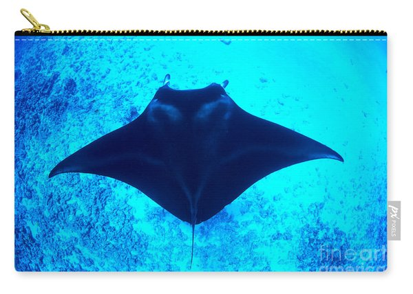 Common Manta Ray Carry-all Pouch