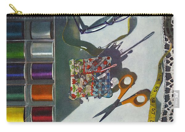 Common Thread Carry-all Pouch