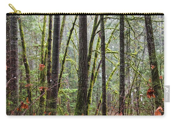 Comox Valley Forest-1 Carry-all Pouch