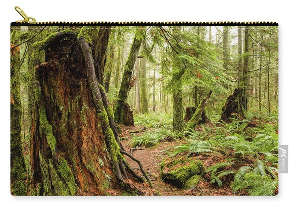 Comox Valley Forrest-3 Carry-all Pouch