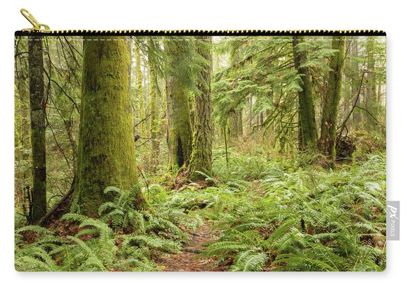 Comox Valley Forrest-5 Carry-all Pouch