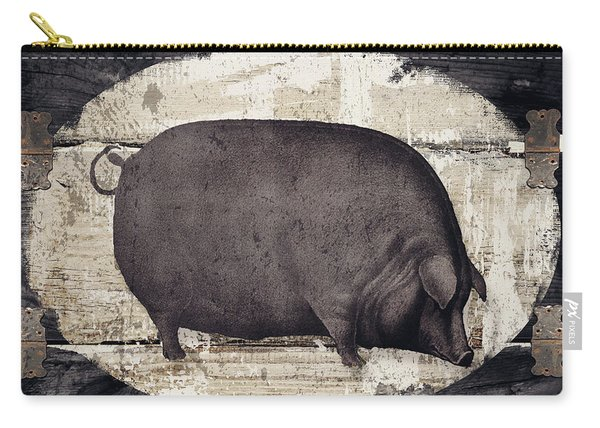 Compagne II Pig Farm Carry-all Pouch