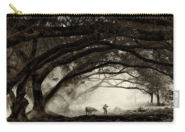 Companionship Carry-all Pouch