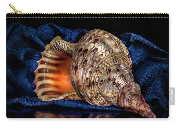 Conch Shell Carry-all Pouch