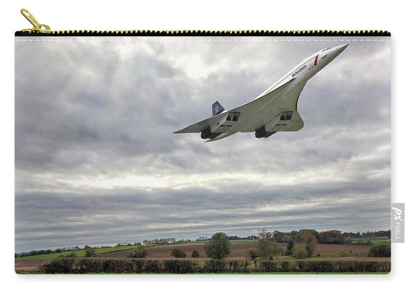 Concorde - High Speed Pass Carry-all Pouch