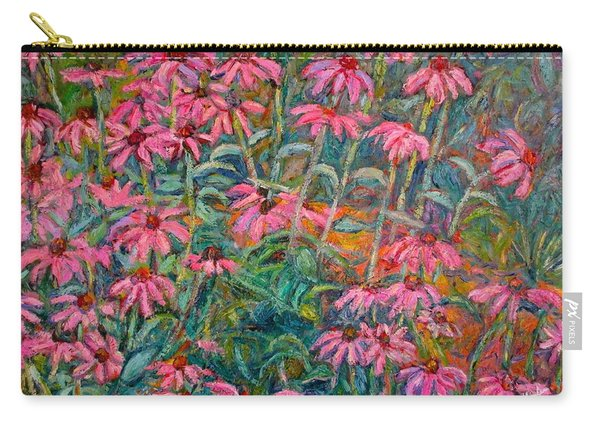 Coneflowers Carry-all Pouch