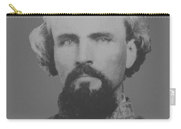 Confederate General Nathan Forrest Carry-all Pouch