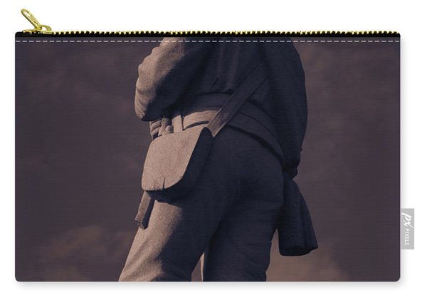 Confederate Statue Carry-all Pouch