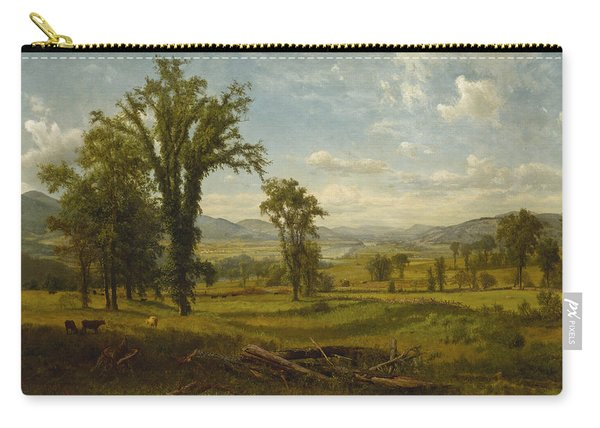 Connecticut River Valley, Claremont, New Hampshire Carry-all Pouch