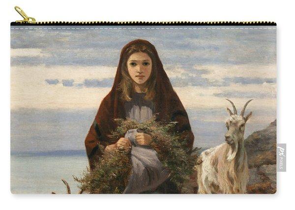 Connemara Girl Carry-all Pouch