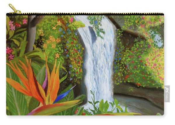 Conquest Of Paradise Carry-all Pouch