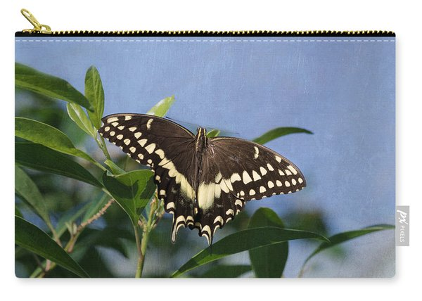 Constantines Swallowtail Carry-all Pouch