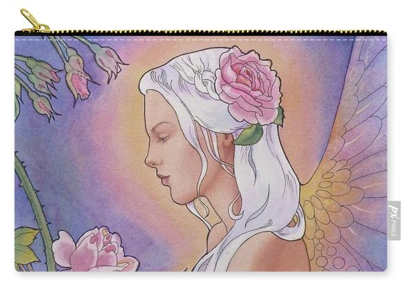 Contemplation Of Beauty Carry-all Pouch