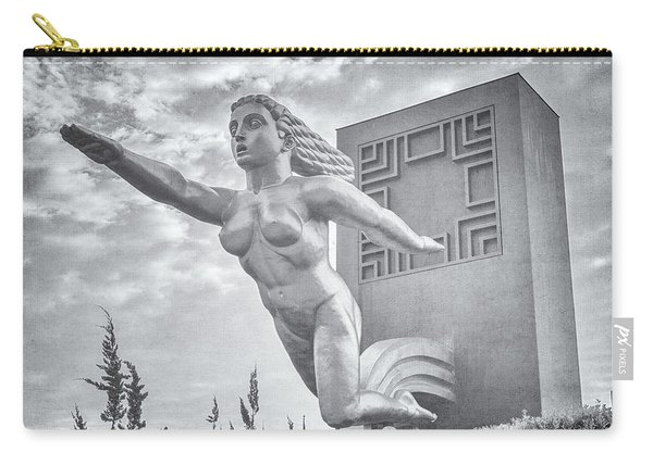 Contralto At Fair Park Carry-all Pouch