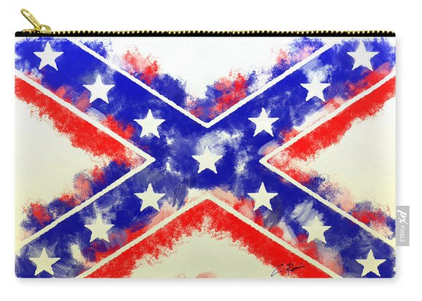 Controversial Flag Carry-all Pouch