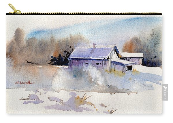 Cool Country Barn Carry-all Pouch