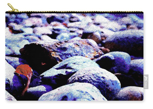 Cool Rocks- Carry-all Pouch